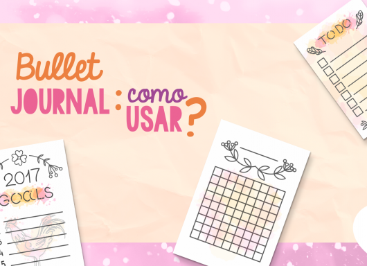 Bullet journal: como usar?
